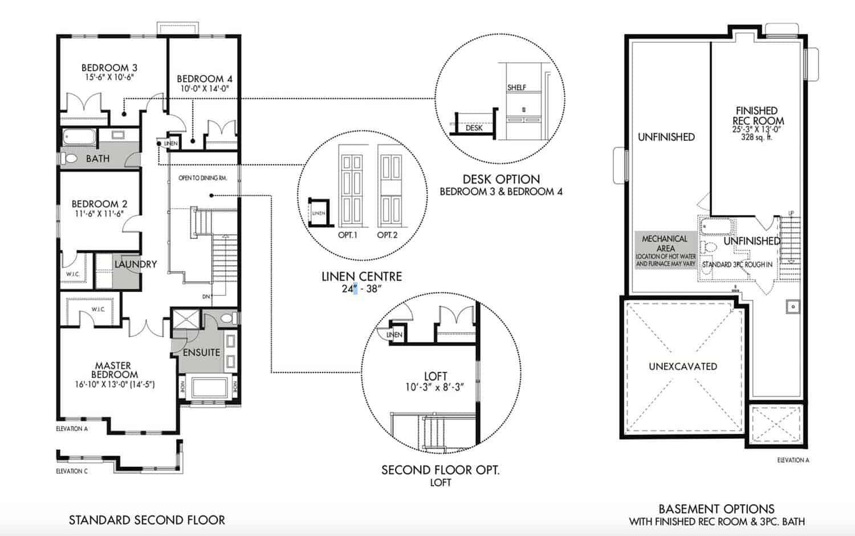 Modèle de maison contemporaine Design-Leclair Decor-21-1 Kindesign
