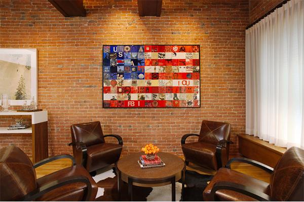 Conception de drapeau créatif