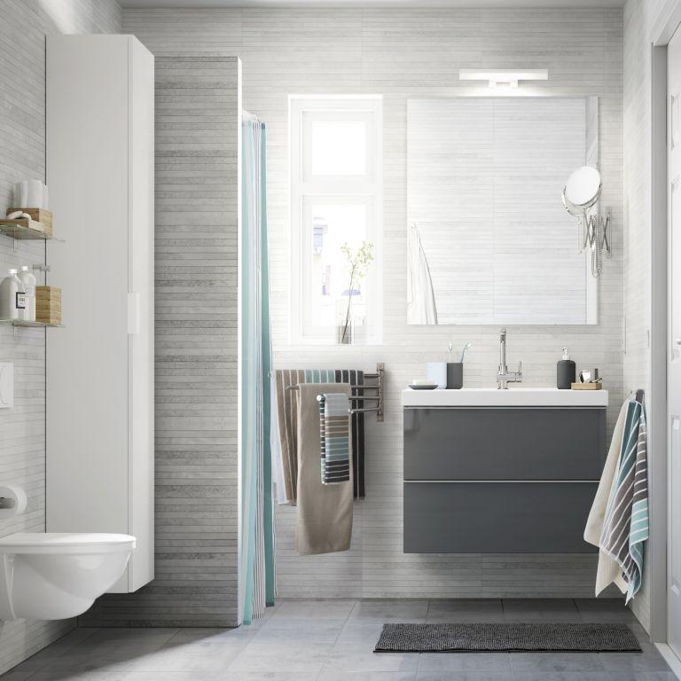 un meuble de rangement mural multi-rails pour serviettes est un meuble de rangement pour serviettes intelligent et cool pour n'importe quelle salle de bain