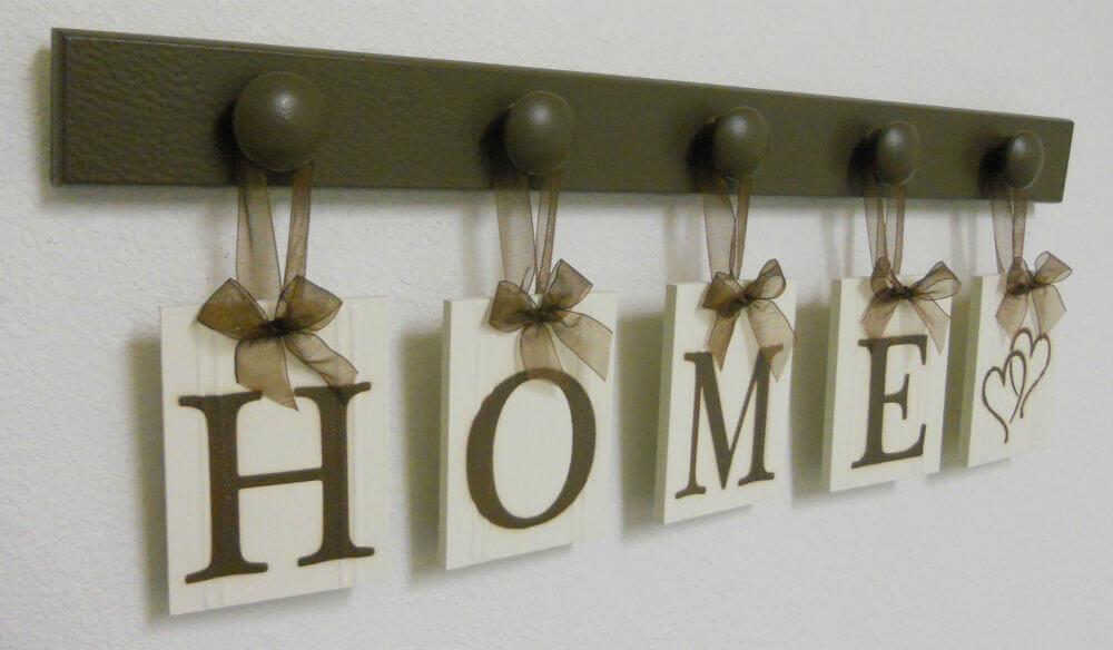 Un message de maison avec un cœur
