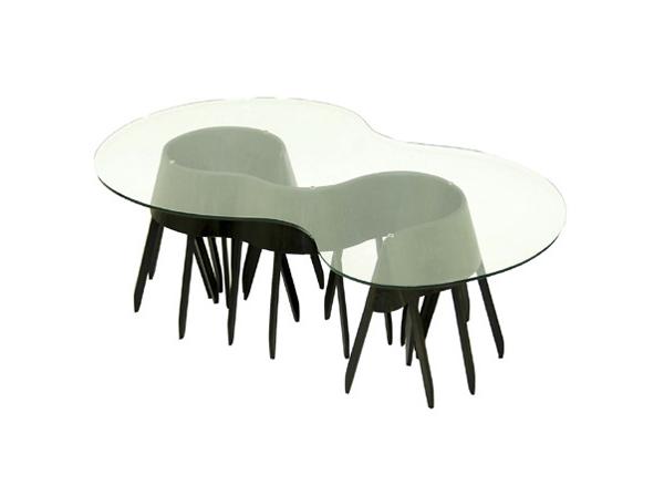 Conceptions de table contemporaines
