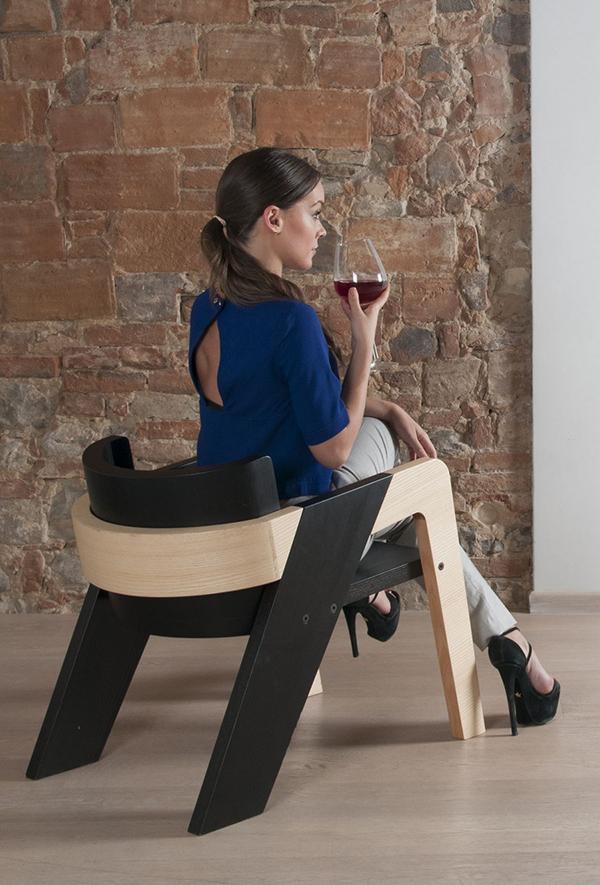 conception de chaise