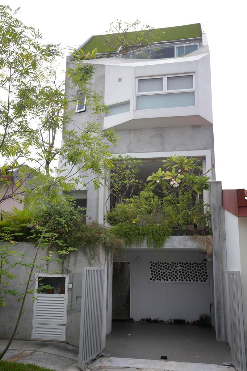 Architecture contemporaine à Singapour Building 2