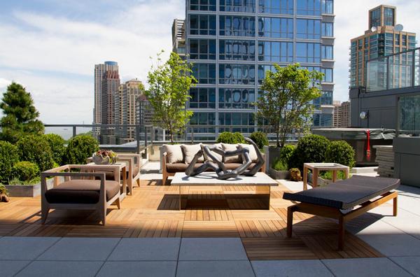 Coussins de meubles de patio