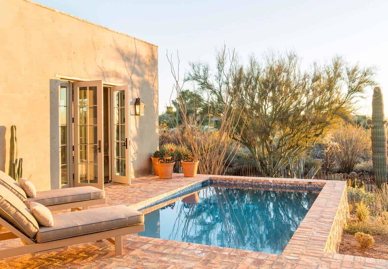 Mediterranean Courtyard Home-Oz Architects-10-1 Kindesign