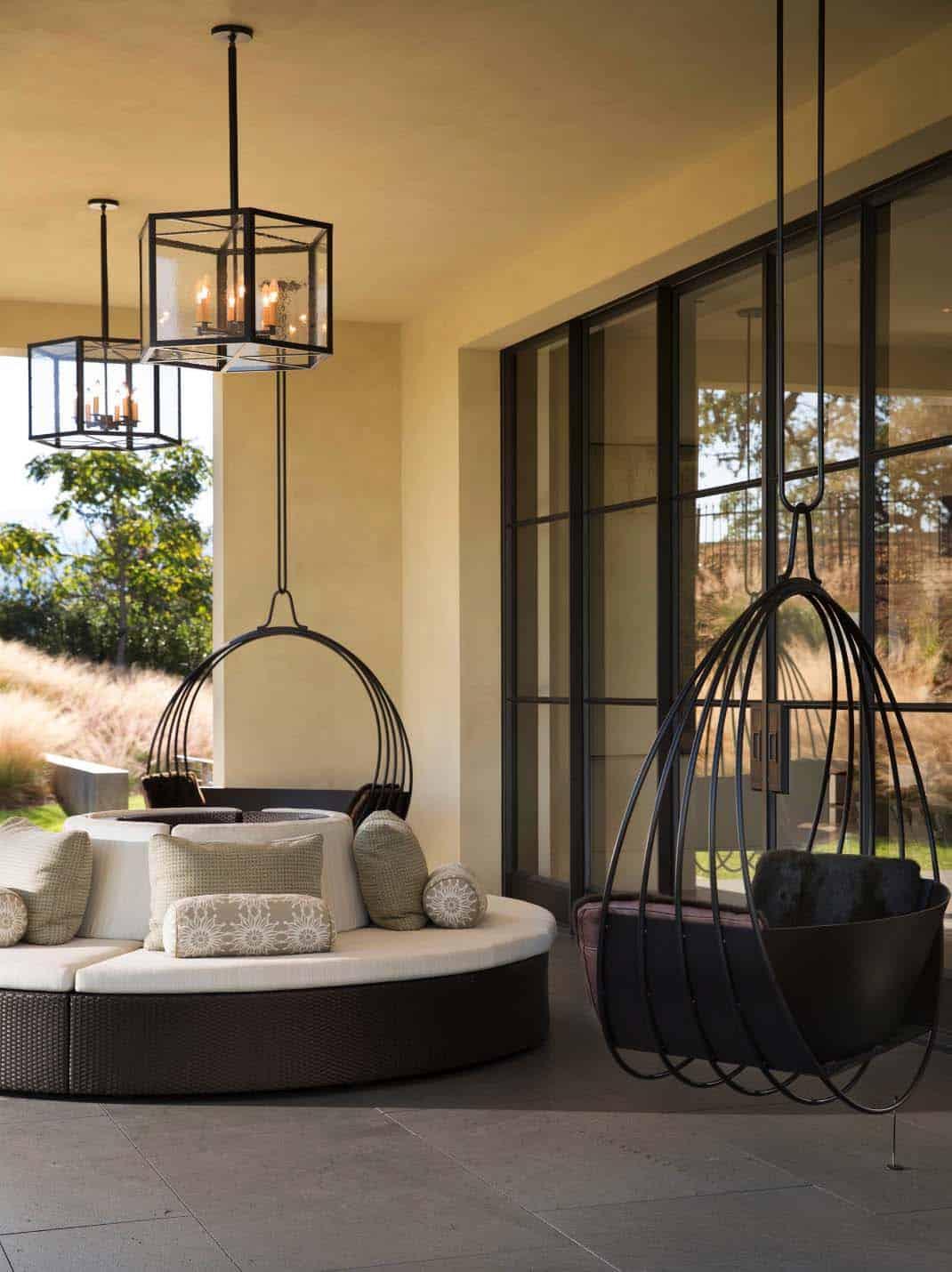 Complexe familial contemporain-Ken Linsteadt Architects-17-1 Kindesign