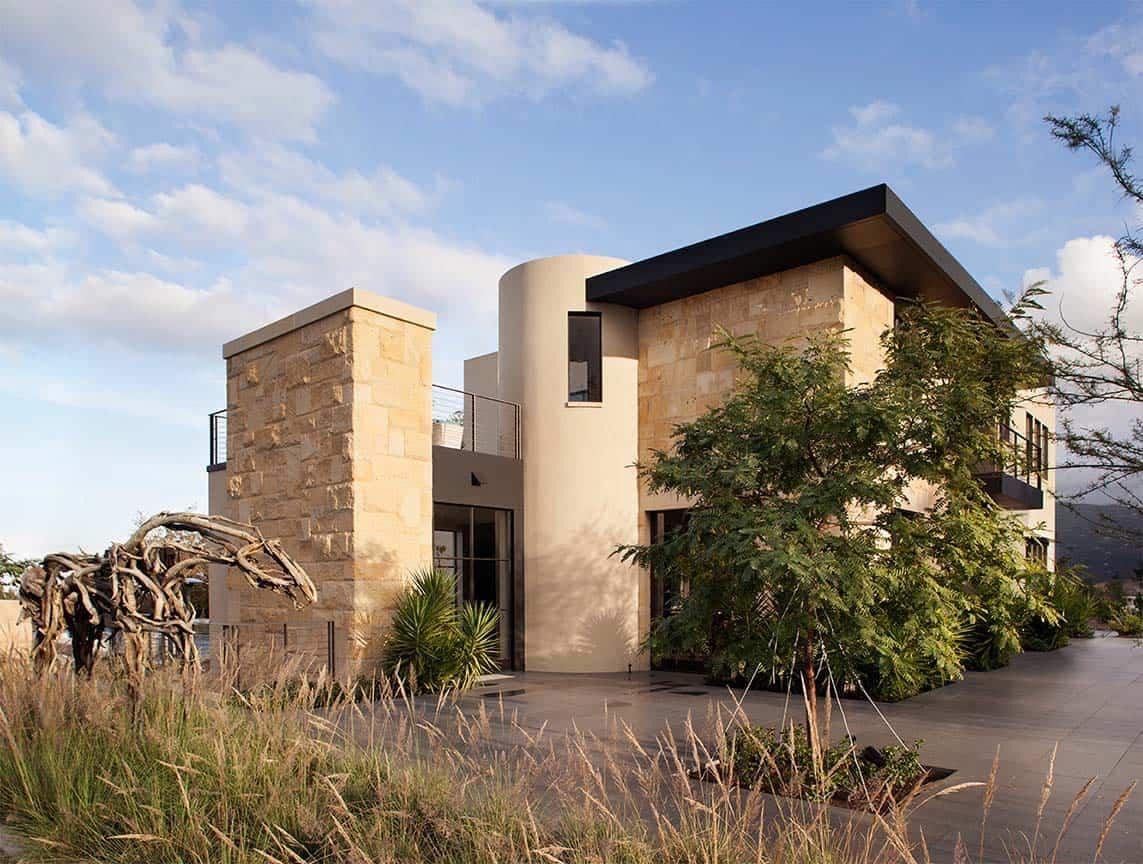 Complexe familial contemporain-Ken Linsteadt Architects-13-1 Kindesign