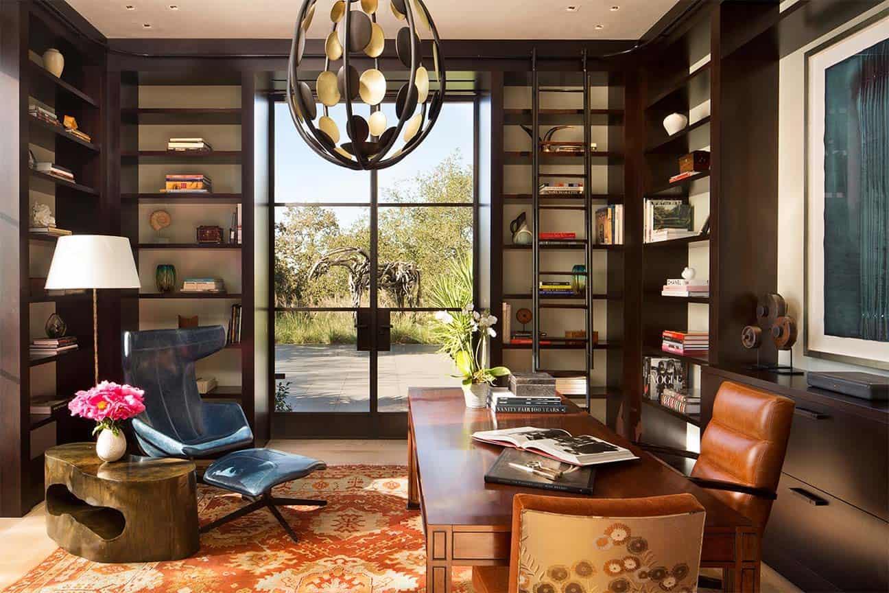 Complexe familial contemporain-Ken Linsteadt Architects-14-1 Kindesign