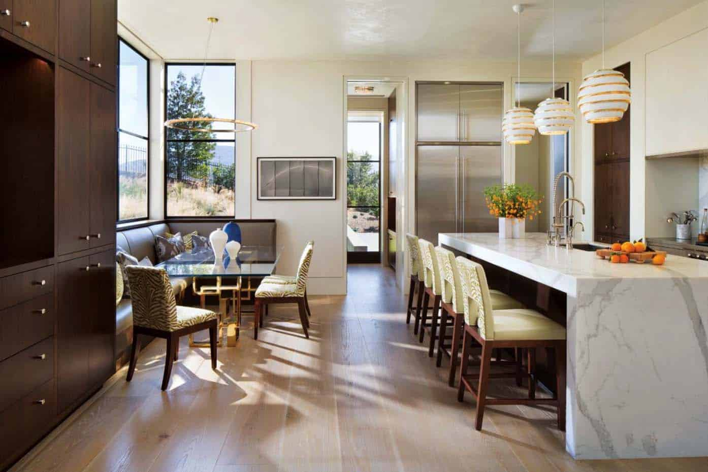 Complexe familial contemporain-Ken Linsteadt Architects-18-1 Kindesign