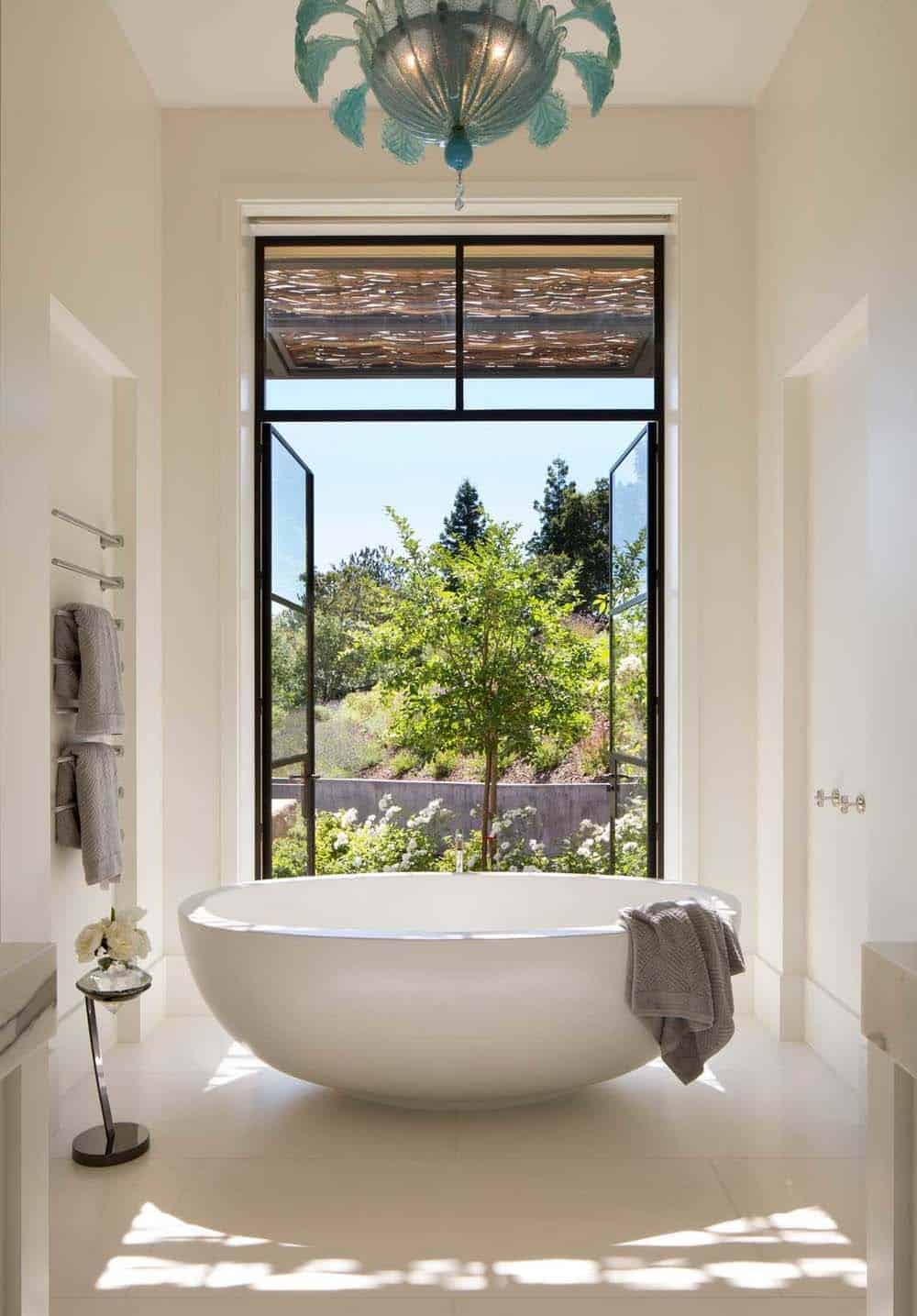 Complexe familial contemporain-Ken Linsteadt Architects-11-1 Kindesign
