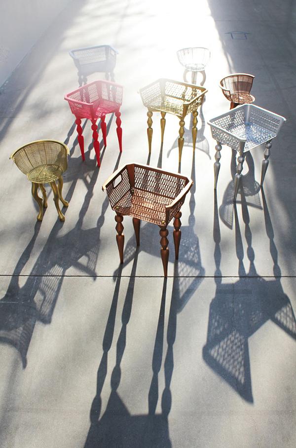 dessins de chaise