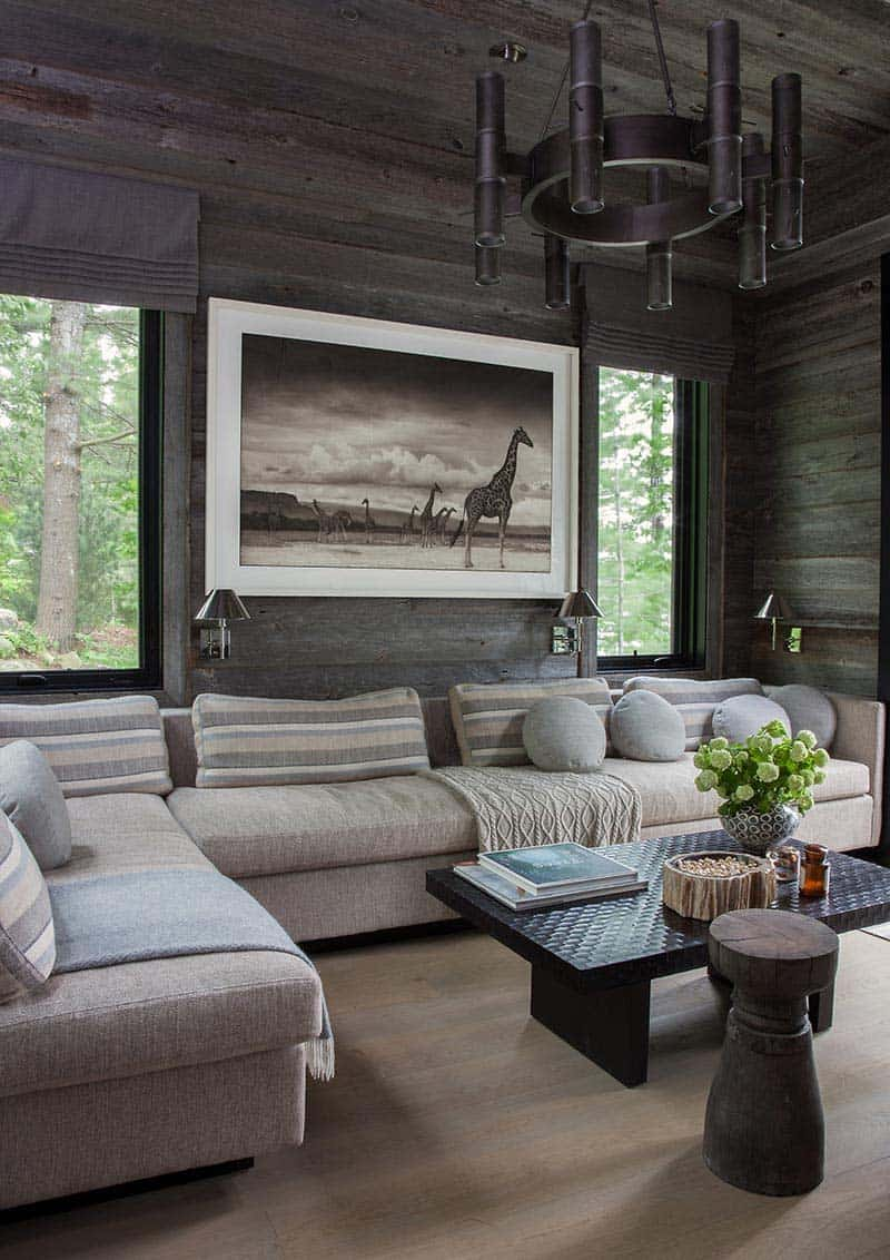Rustic Modern Lake House-Anne Hepfer Designs-03-1 Kindesign