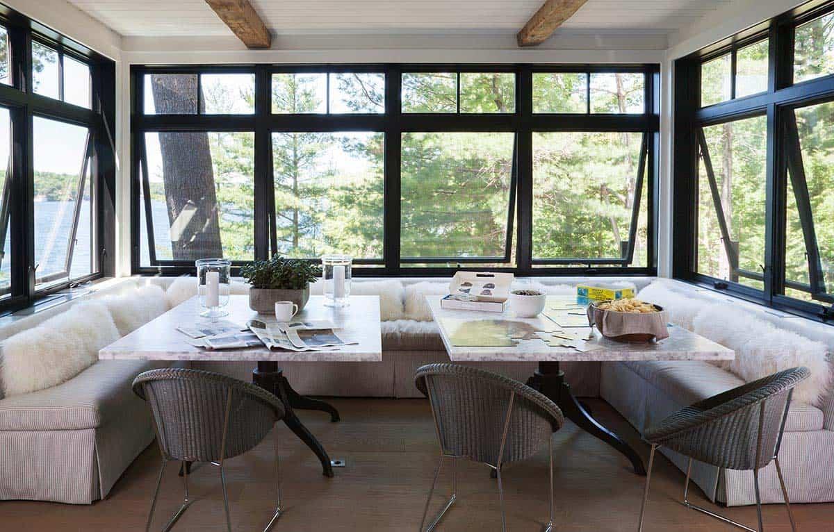 Rustic Modern Lake House-Anne Hepfer Designs-06-1 Kindesign