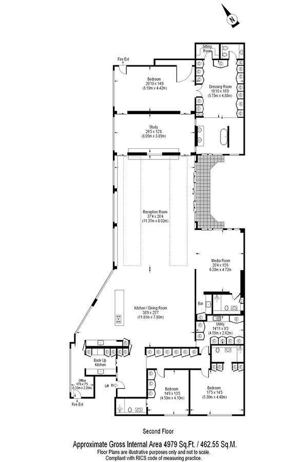 Appartement Talisman Building