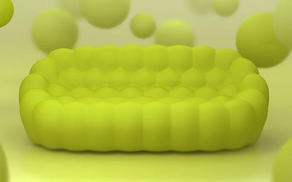 Canapé Bubble