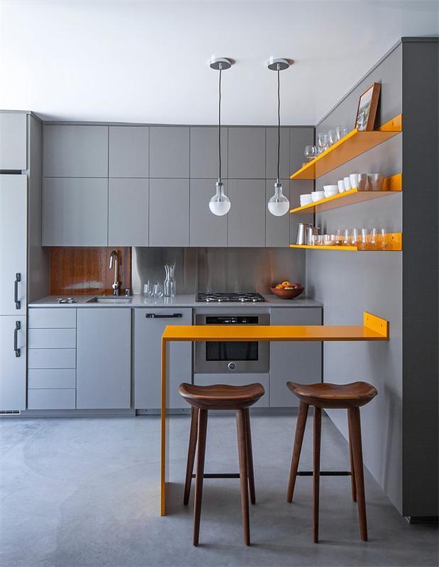 Idée de conception de cuisine