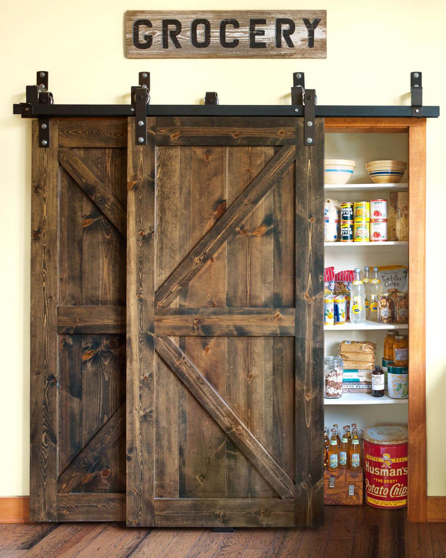 Portes de garde-manger Dreamy Deadwood