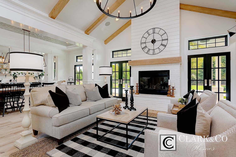 Style de ferme moderne-Clark and Co Homes-05-1 Kindesign