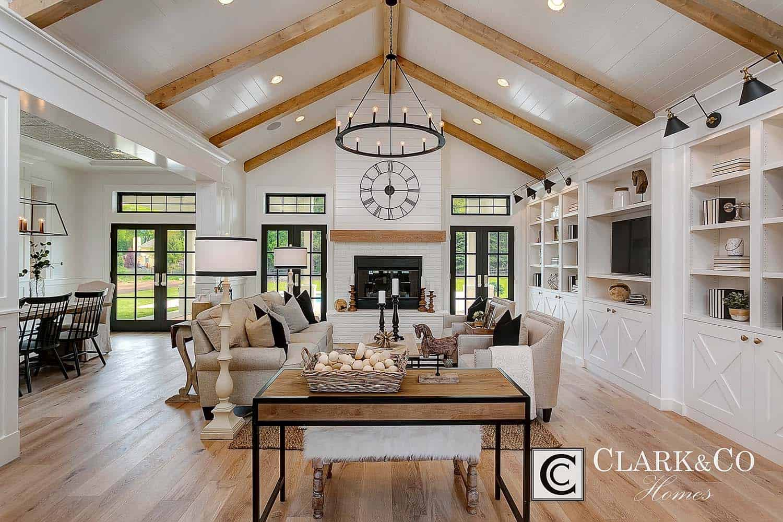 Style de ferme moderne-Clark and Co Homes-03-1 Kindesign