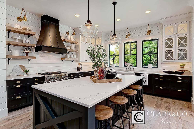 Style de ferme moderne-Clark and Co Homes-07-1 Kindesign