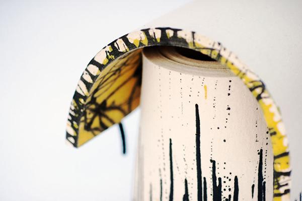Peinture laine