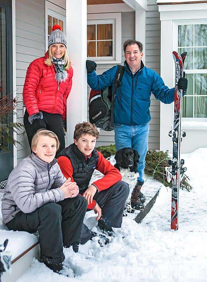 Décorées de Noël en pierre Cottage-12-1 Kindesign