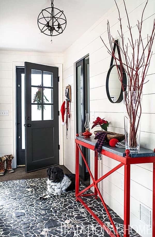 Décorées de Noël en pierre Cottage-06-1 Kindesign