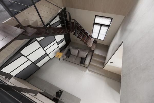 deuxième niveau