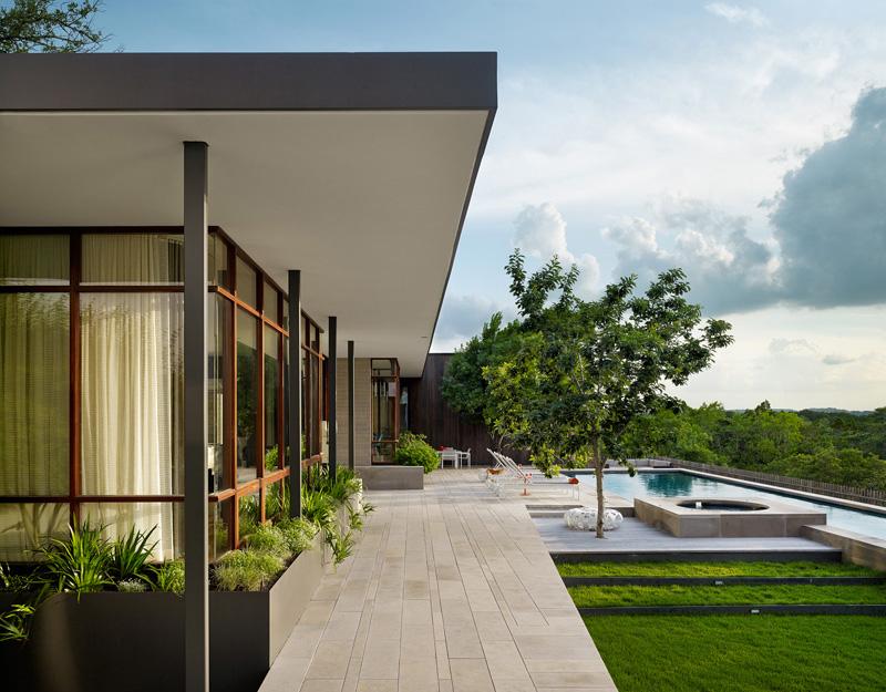 Lakeview Residence piscine 1