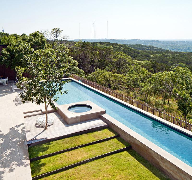Lakeview Residence piscine 2
