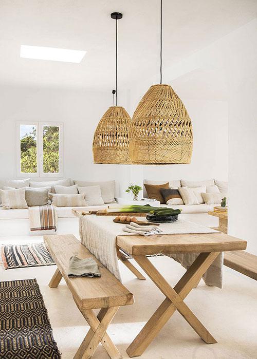 maisons modernes de style méditerranéen