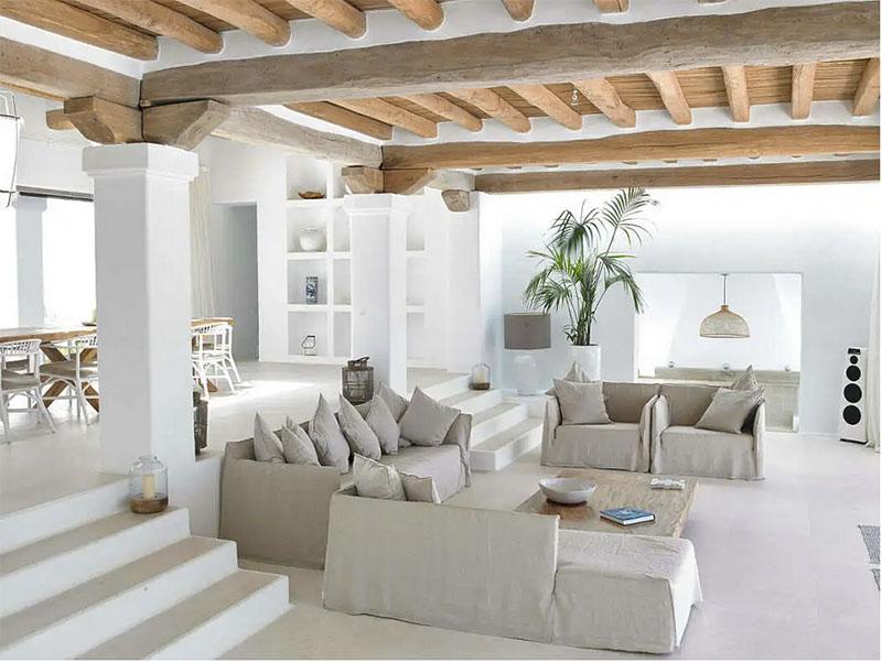 décoration intérieure méditerranéenne