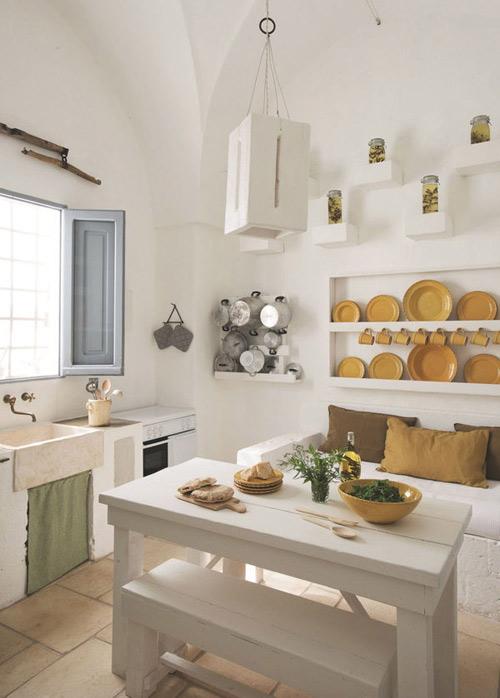 Cuisine de style méditerranéen