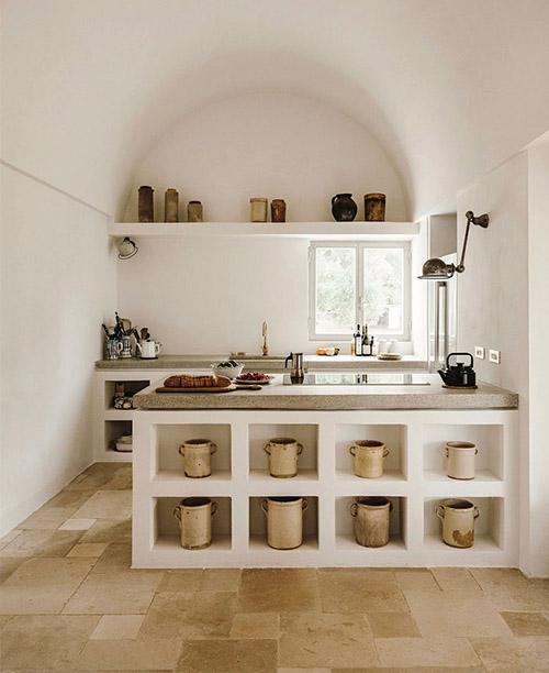 cuisine rustique moderne
