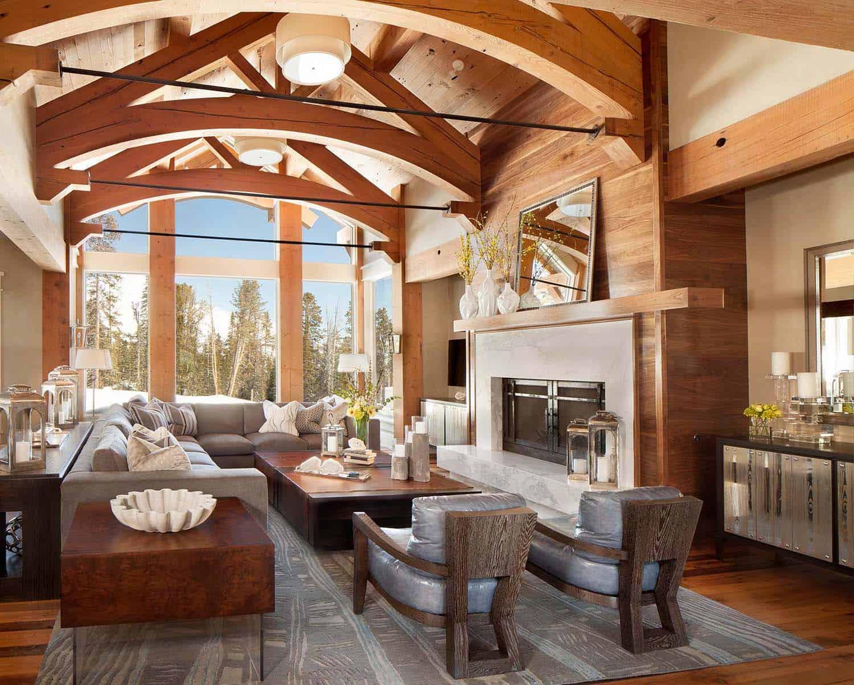 Maison de montagne moderne-Locati Architects-03-1 Kindesign