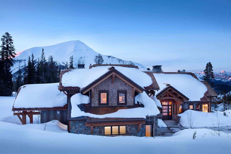 Maison de montagne moderne-Locati Architects-02-1 Kindesign