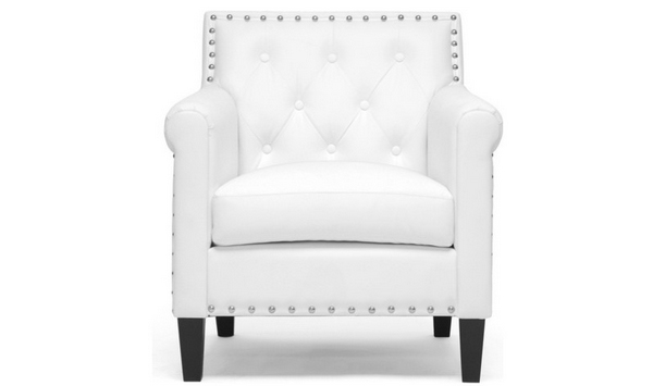 Chaise de bras moderne