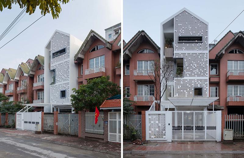 Architecture de Landmak