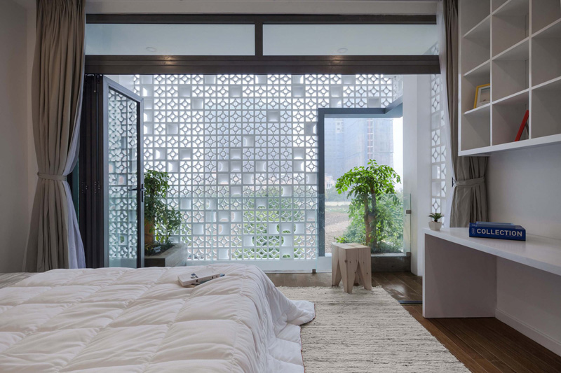 Chambre Cocoon House