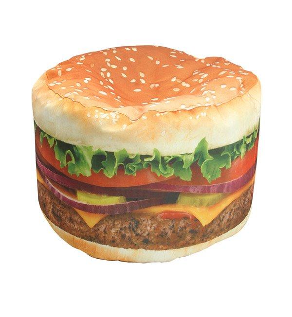 sac de haricots hamburger