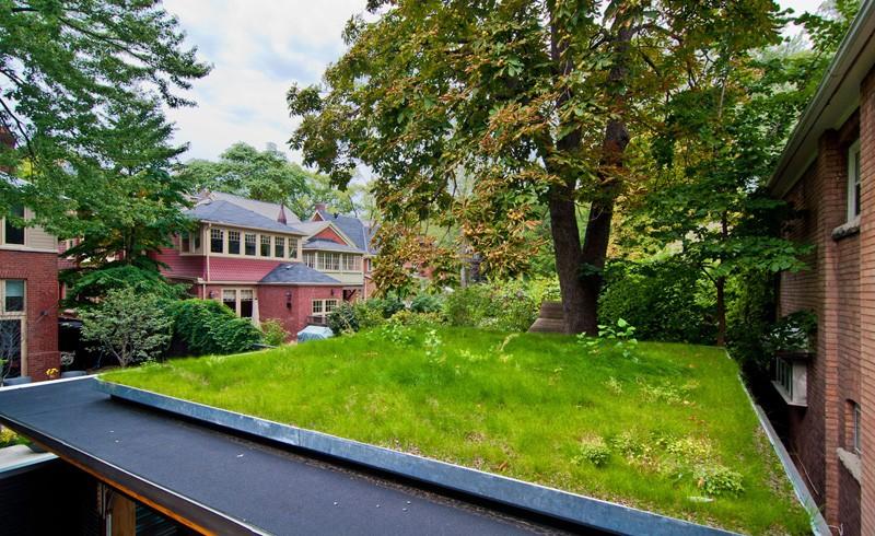 Clôture Garage rénovation toit jardin