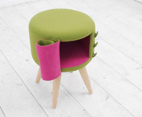 Habiller des meubles