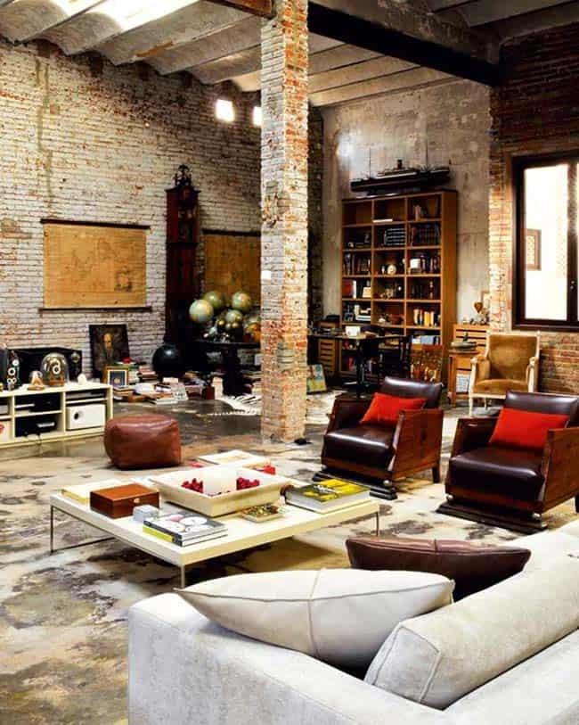 Appartement Loft Moderne-Studio Minim-02-1 Kindesign