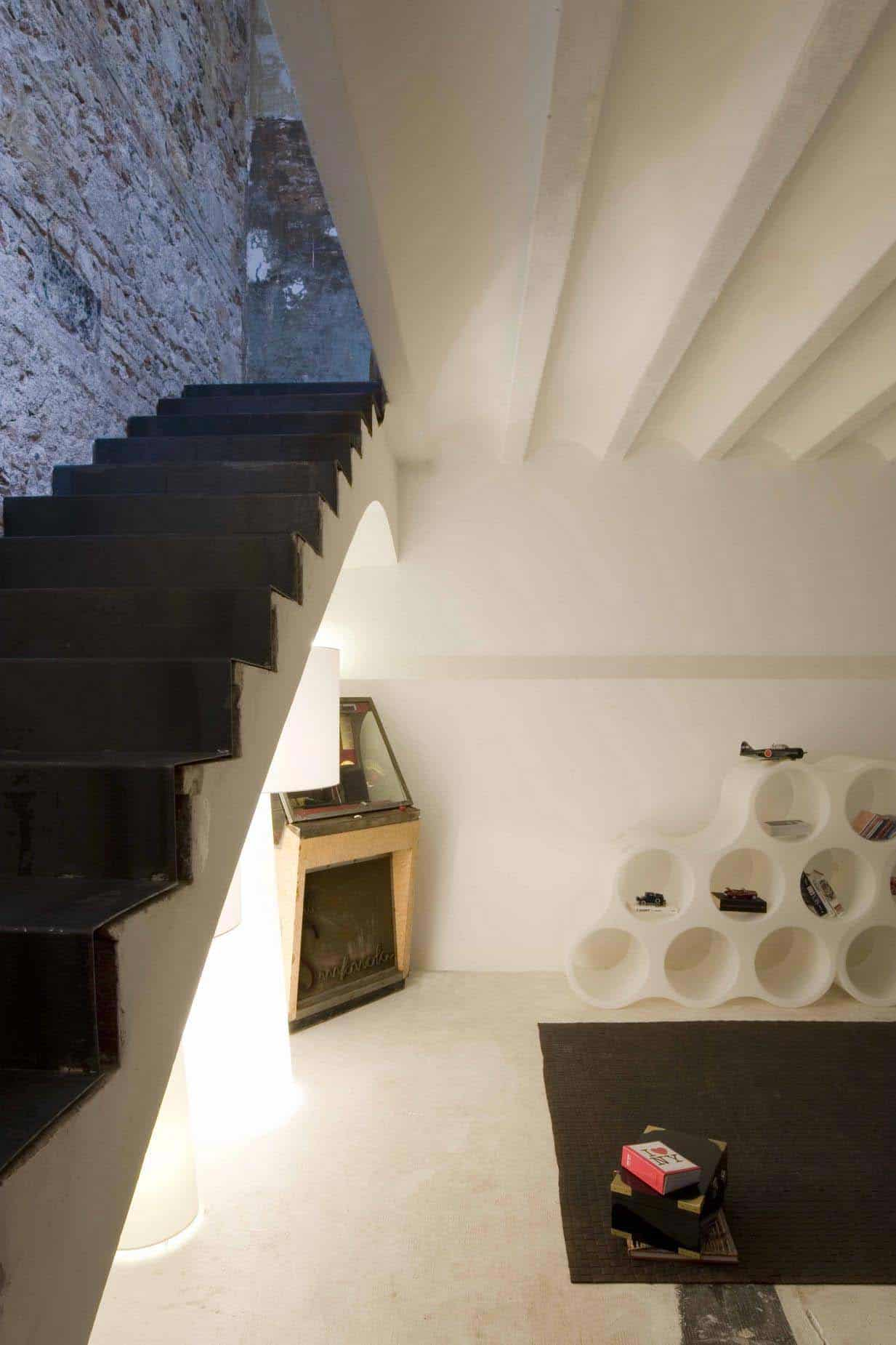 Appartement Loft Moderne-Studio Minim-10-1 Kindesign
