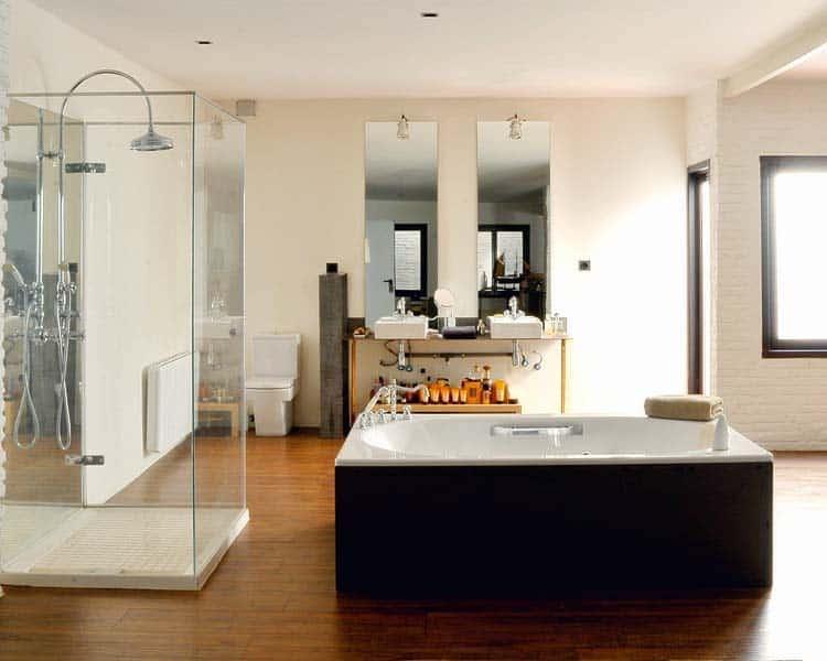 Appartement Loft Moderne-Studio Minim-08-1 Kindesign