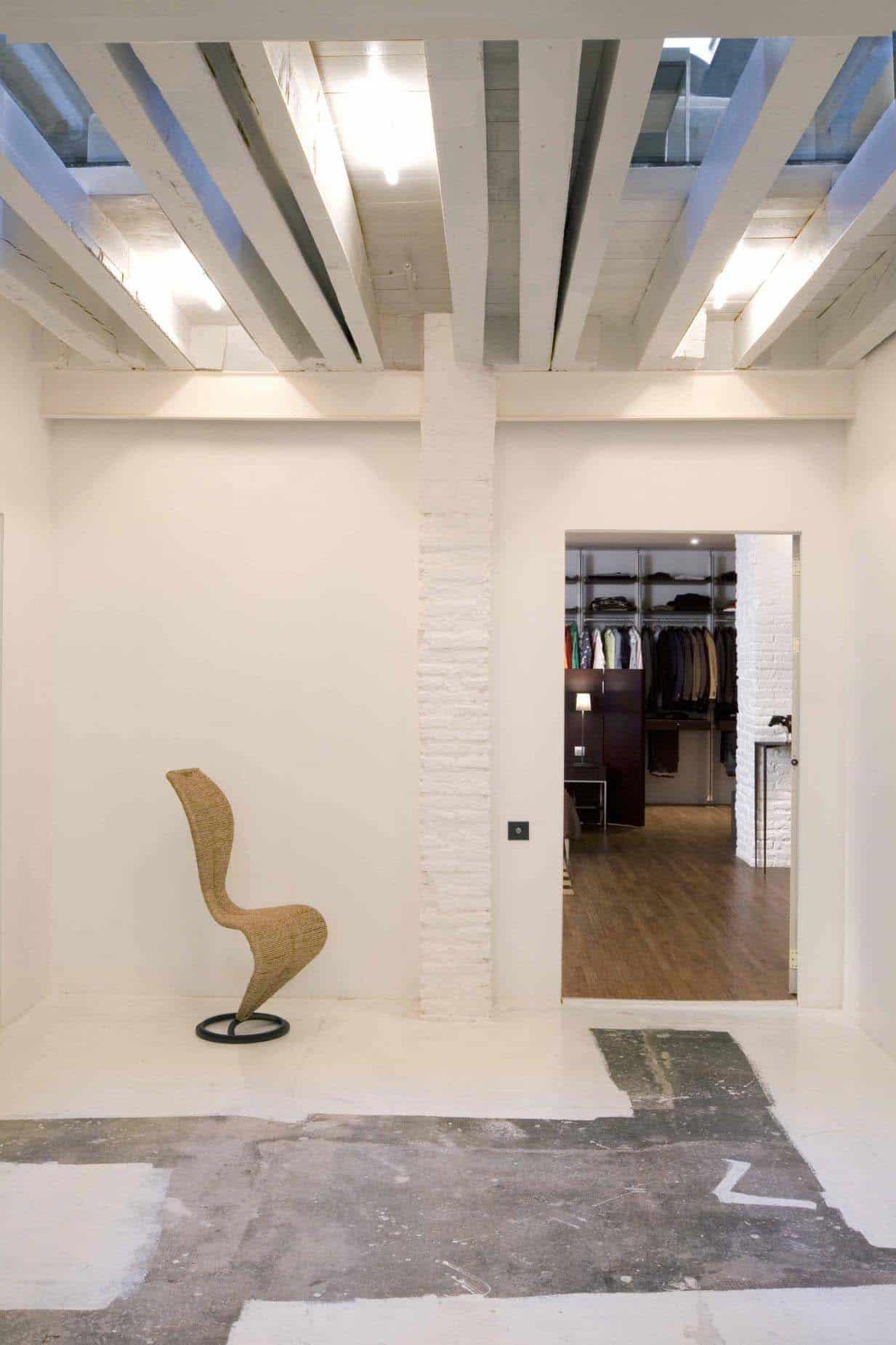 Appartement Loft Moderne-Studio Minim-16-1 Kindesign