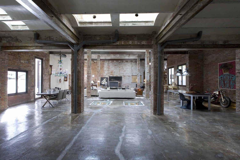 Appartement Loft Moderne - Studio Minim-11-1 Kindesign