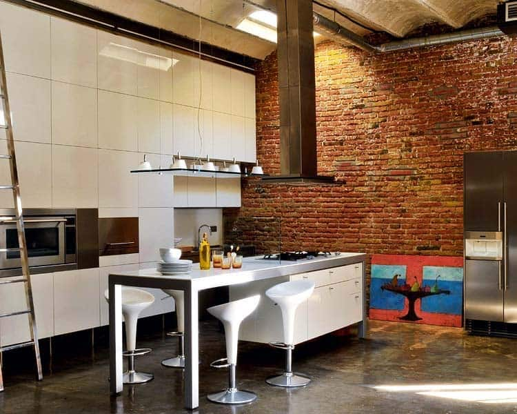 Appartement Loft Moderne-Studio Minim-06-1 Kindesign