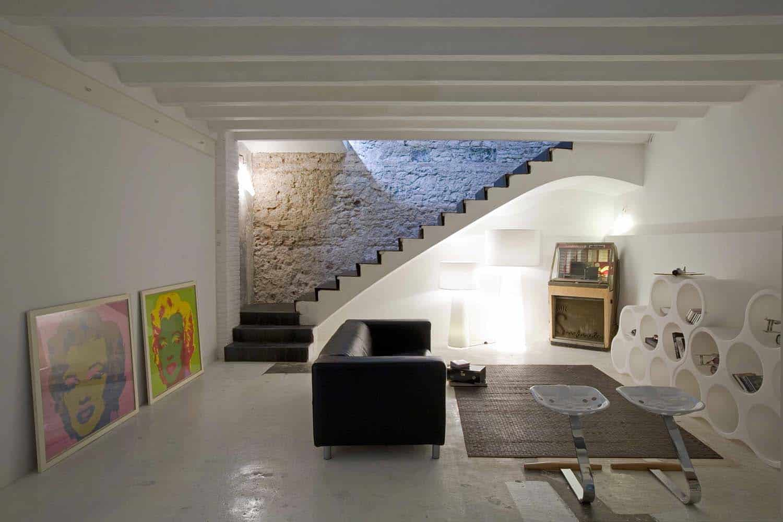 Appartement Loft Moderne-Studio Minim-12-1 Kindesign