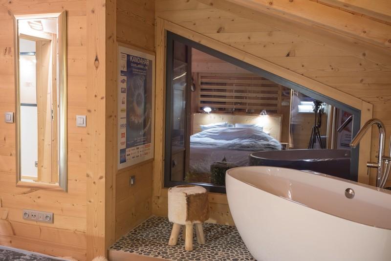 Salle de bain Maison Chalet France